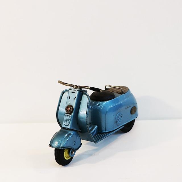【R-10】シルバーピジョン ヴィンテージスクーター