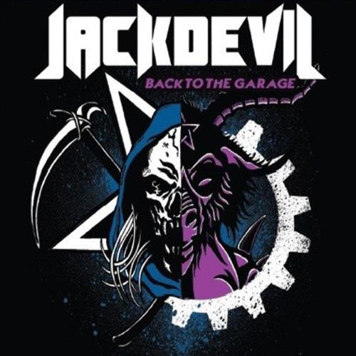 """JACKDEVIL """"Back To The Garage"""" (輸入盤)"""