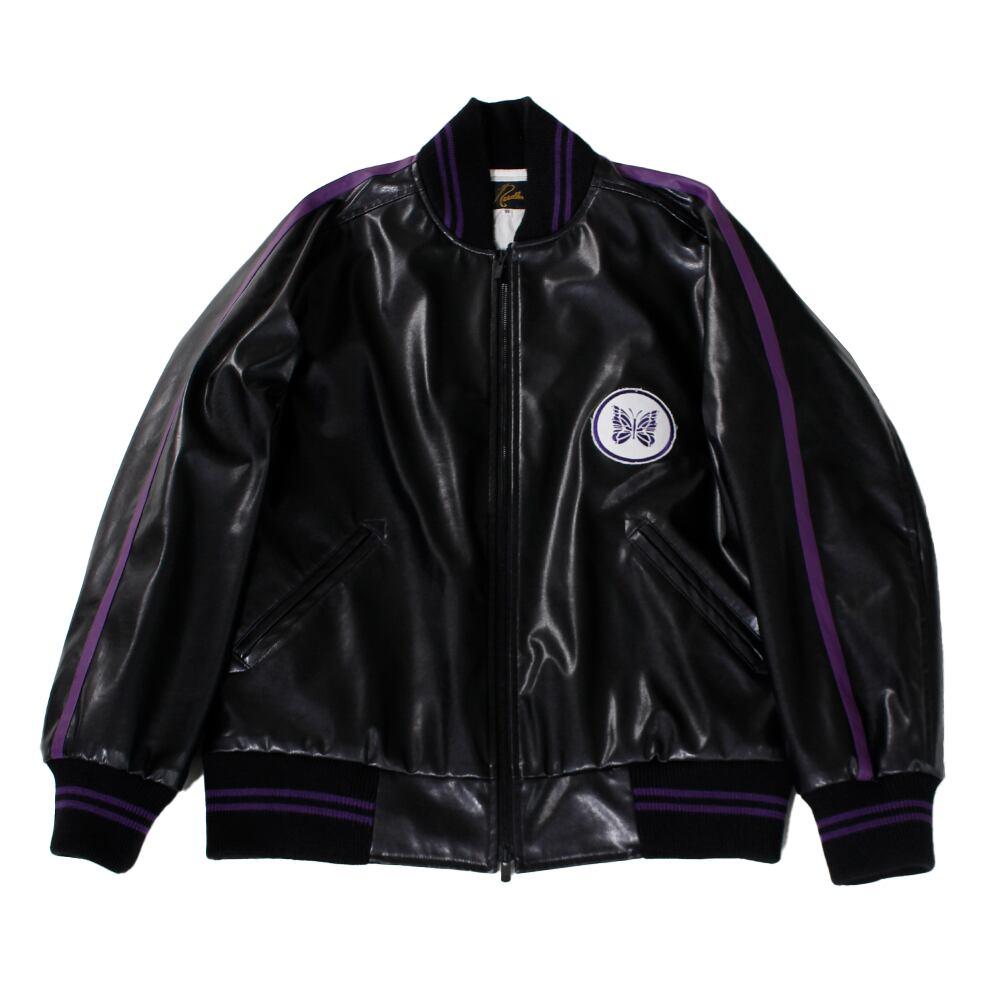 NEEDLES Award Jacket - Faux Leather
