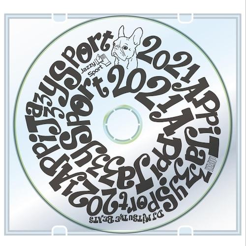 【残りわずか/CD】DJ Mitsu the Beats - APPI JAZZY SPORT 2021