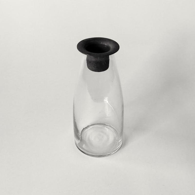 ボトル型のキャンドルホルダー Bottle Shape Candleholder