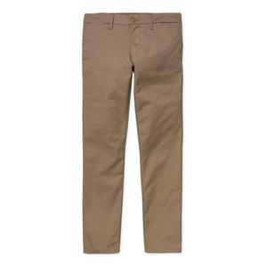 Carhartt (カーハート) SID PANT - Leather (rinsed) サイズ34