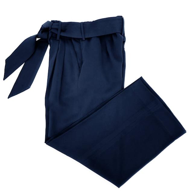 Formal Wide Pants/NAVY