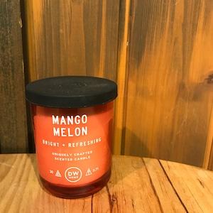 【DW Home Candles】MANGO MELON【アロマキャンドル】