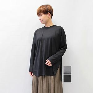 SACRA(サクラ) EXTRA FINE MERINO JERSEY 2021秋冬新作 [送料無料]