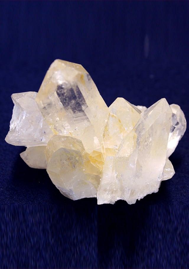 ヒマラヤ水晶クラスター(217g)No.017