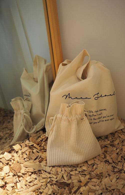 MUUN Seoul Original Pleats pouch