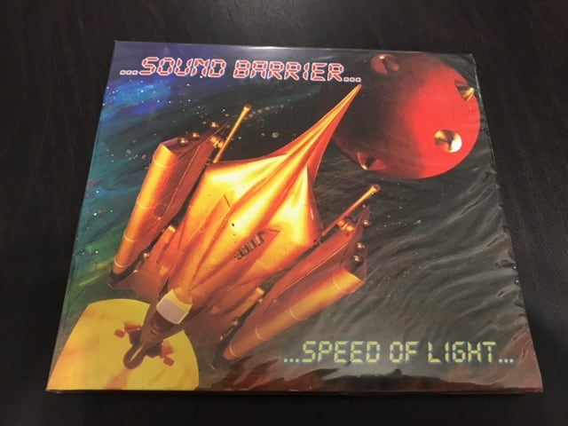 """SOUND BARRIER """"Speed of Light"""" (輸入盤)"""