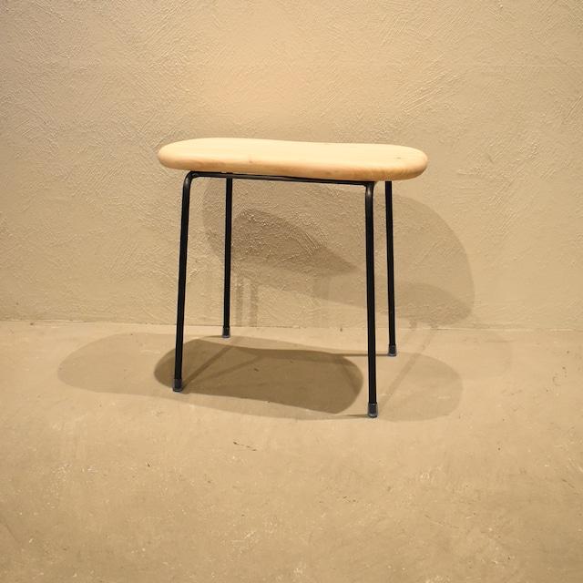 【台数限定・特別価格】置いてあるだけでほっこりするスツール  座面:ヒノキ材