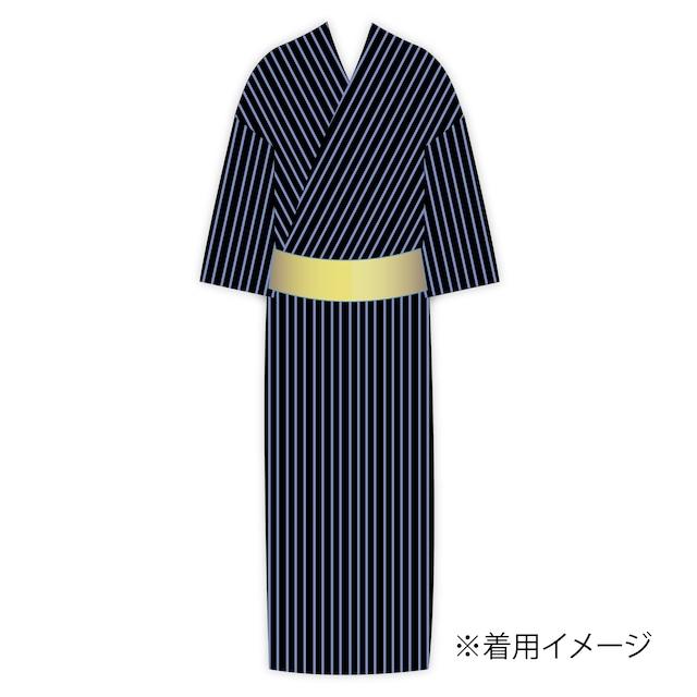 紳士用 仕立上り浴衣② Lサイズ