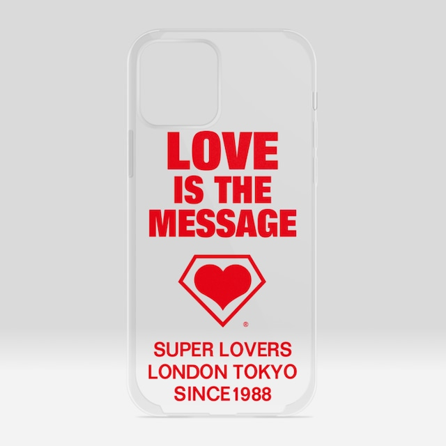 SUPERLOVERS 90s message /スーパーラヴァーズ アイホンケース 11Pro