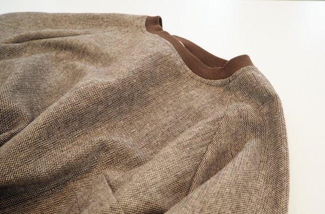 tweed tops