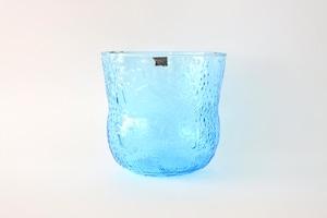vintage ARABIA FAUNA blue bowl 13cm / ヴィンテージ アラビア ファウナ ボウル ブルー 13cm