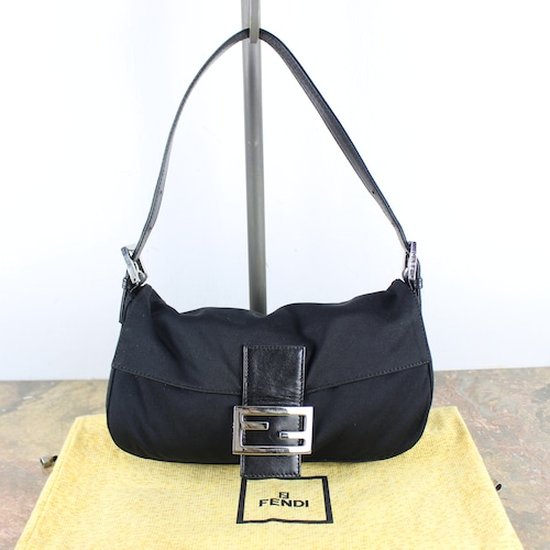 .FENDI MANMA BACKET SHOULDER BAG MADE IN ITALY/フェンディマンマバケットショルダーバッグ2000000050935