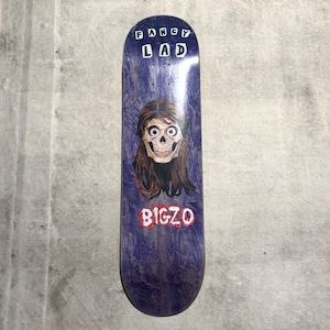 FANCY+LAD / BIGZO PRO / ASSOTED STAINS / 8x31.4inch (20.3x79.7cm)