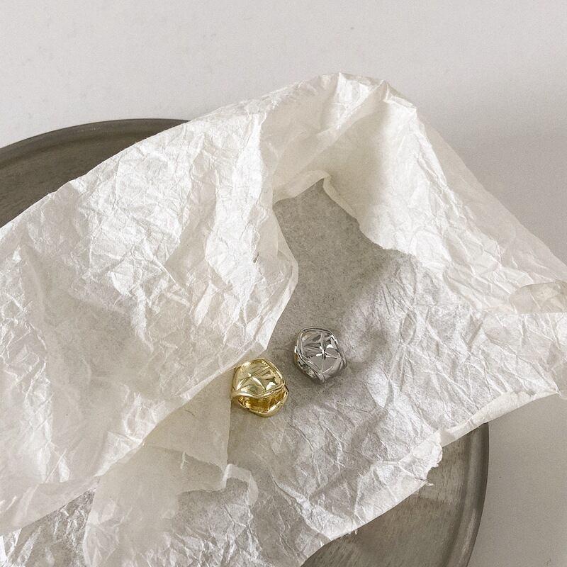 simple ear cuff(gold / silver)