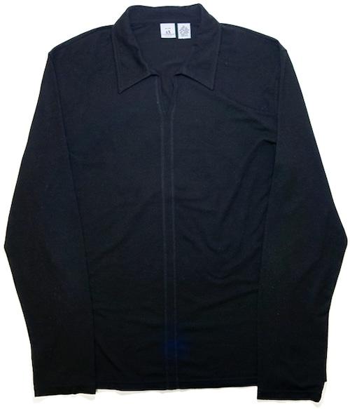 90年代 アルマーニ エクスチェンジ 襟付き カットソー 【XL】 | ARMANI ヴィンテージ 古着