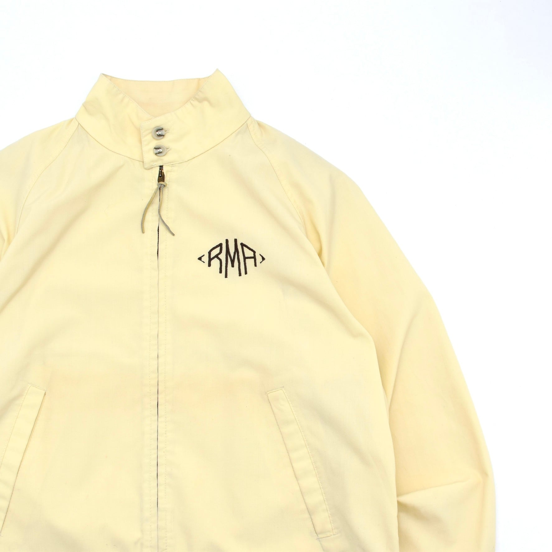 60's English Squire drizzler jacket