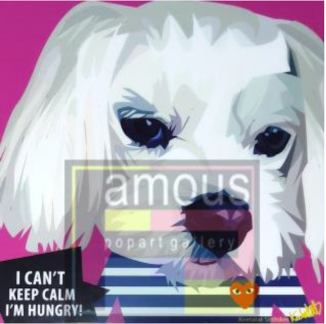 I CAN'T KEEP CLAM / Lサイズ 52cm / PAPAN_0008