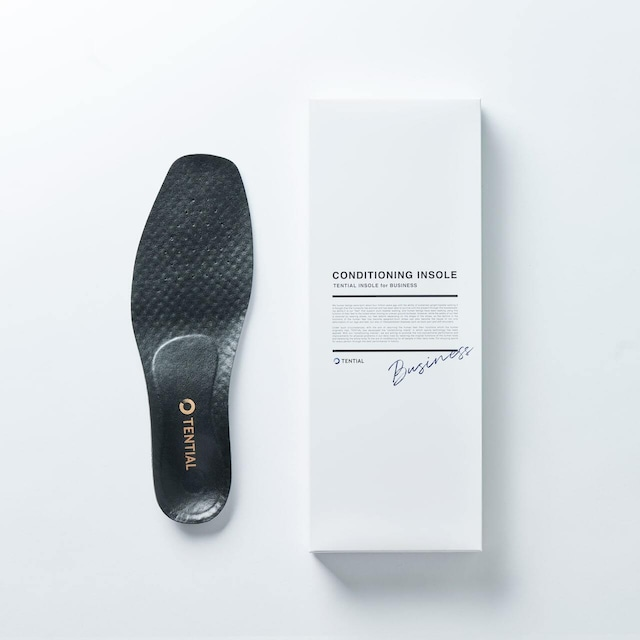 TENTIAL INSOLE(テンシャルインソール) for BUSINESSー革靴用ー