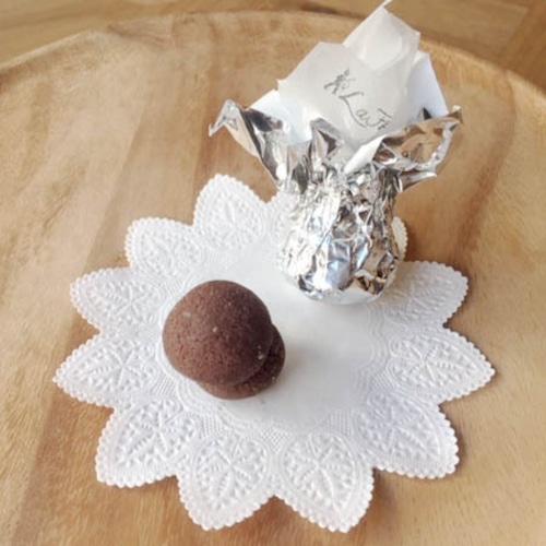 バーチ・ディ・ダーマ ココア×ミルクチョコレート(イタリア)