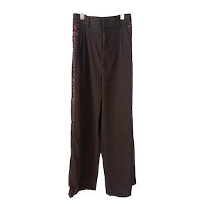 Line Pants (inbi 20aw sample)