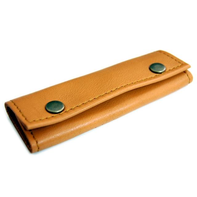 バッグの持ち手カバー エコバッググリップ(キャメル)