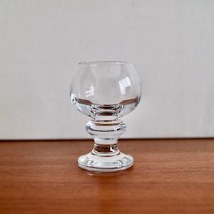 [SOLD OUT] Holmegaard ホルムガード / Tivoli Copenhagen チボリ コニャックグラス