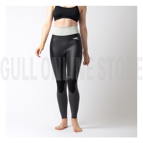 3mmスキンロングパンツウィメンズ [BSFR] GULL ガル ウエットスーツ