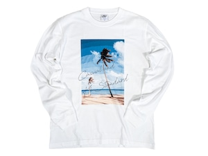 【paint palm tree long sleeve】