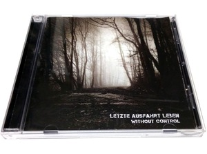 [USED] Letzte Ausfahrt Leben - Without Control (2016) [CD-R]