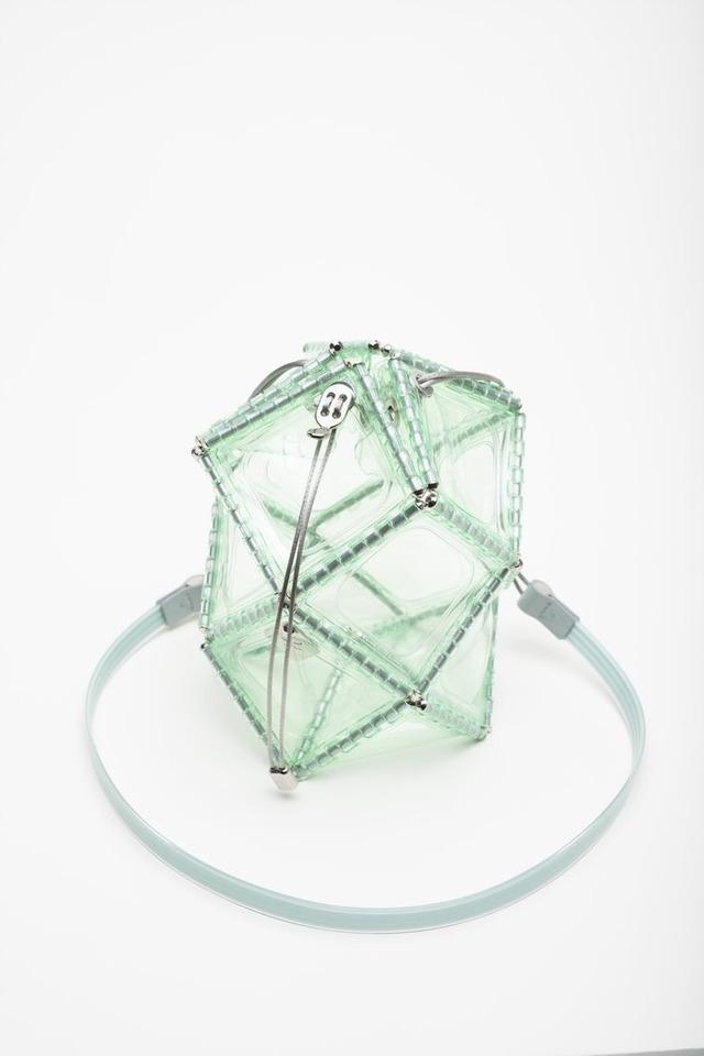 52 BY HIKARUMATSUMURA 【ゴジュウニバイカルマツムラ】ASTERISK-Medium (Light green)