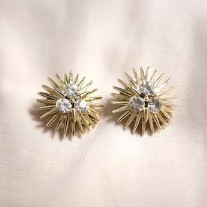 LISNER clip-on earrings