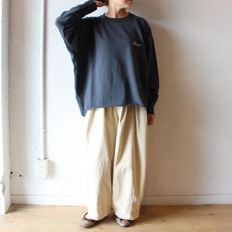 HARVESTY (ハーベスティ)/  Corduroy Circas Pants(コーデュロイ サーカスパンツ)