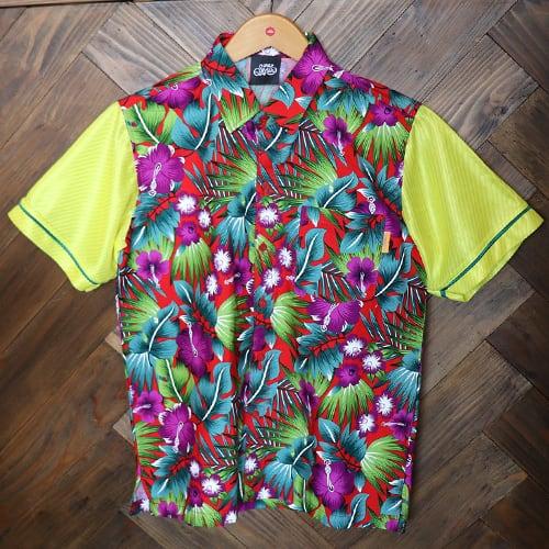 リメイクアロハシャツ 半袖 / ブラジル | SINE METU