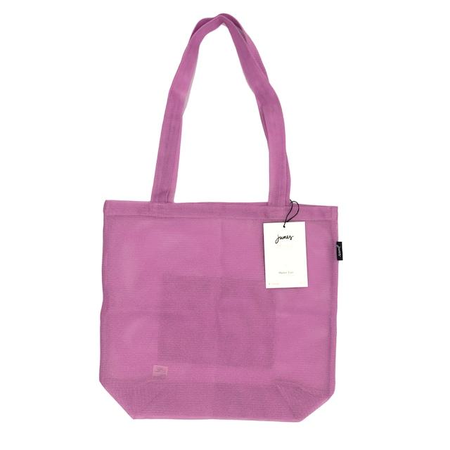 JUNES Bio-Knit Market Tote:Lavender
