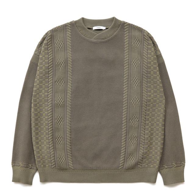 【YASHIKI】Shingen Knit