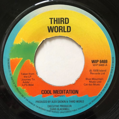 Third World - Cool Meditation【7-20676】