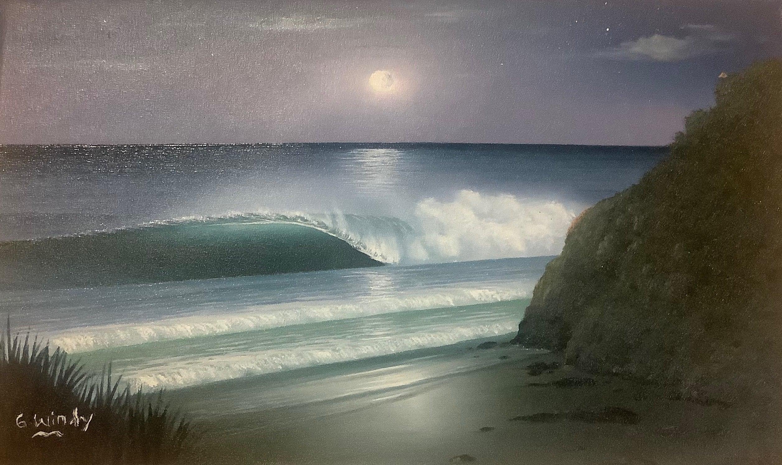 Dreamland Wave Art M6