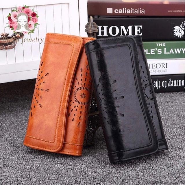 ヴィンテージロング財布