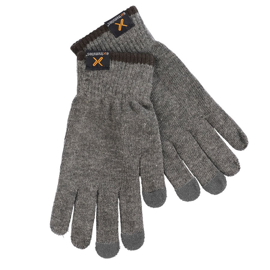 Extremities Primaloft Touch Glove エクストリミティーズ プリマロフトタッチグローブ チャコール