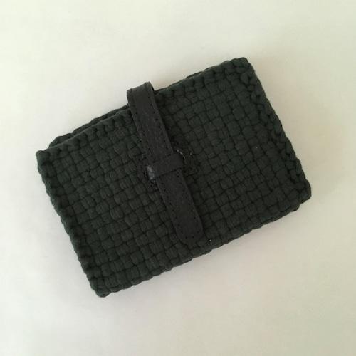 ★数量限定販売★ Rags2Riches カードホルダー ダークグリーンカラー【JOAQUIN CARDHOLDER】