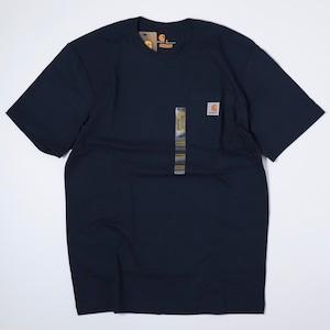 Carhartt USA s/s T-shirts (NAVY) カーハート Tシャツ A746