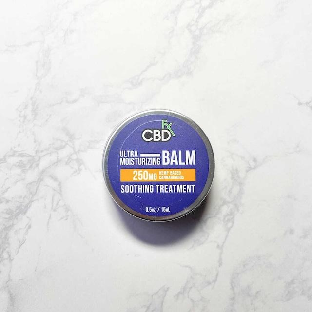 CBDfx ミニバーム - Ultra Moisturizing(保湿)/CBD250mg