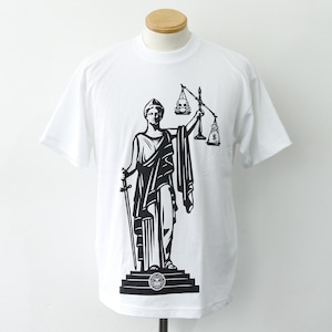【OBEY】 JUSTICE IS NO LONGER BLIND (WHITE)