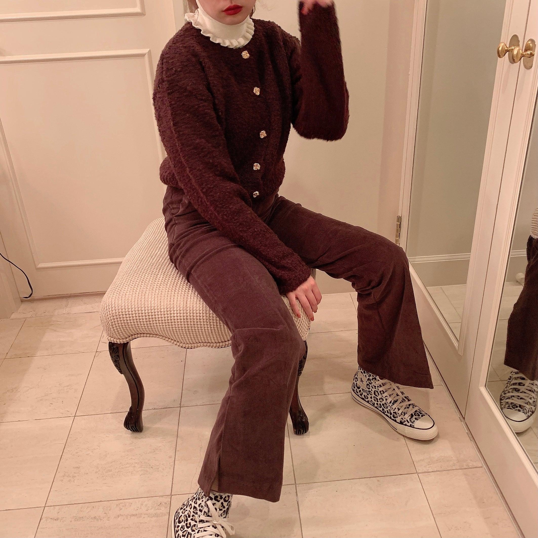 【RESTOCK】corduroy pants