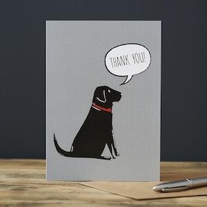 Sweet William【Thank You 】ラブラドール Dog Card
