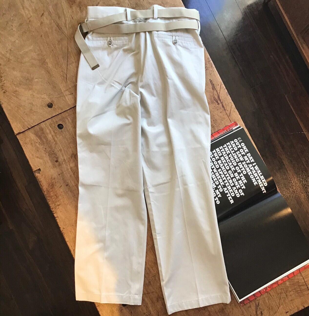 MAISON EUREKA VINTEGE REWORK CHINOS color beige size S