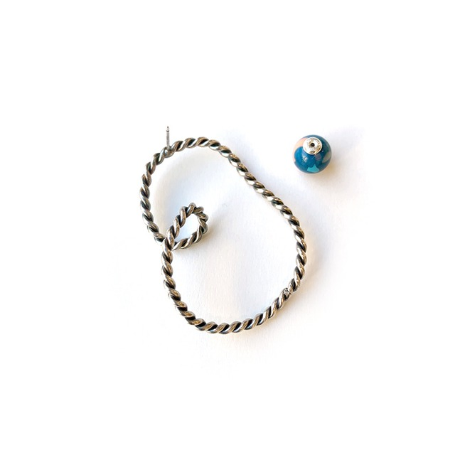 Roping hoop pierce