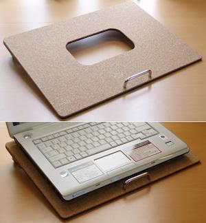 PCチルトスライダー/『パソコンを楽使台ワイド』